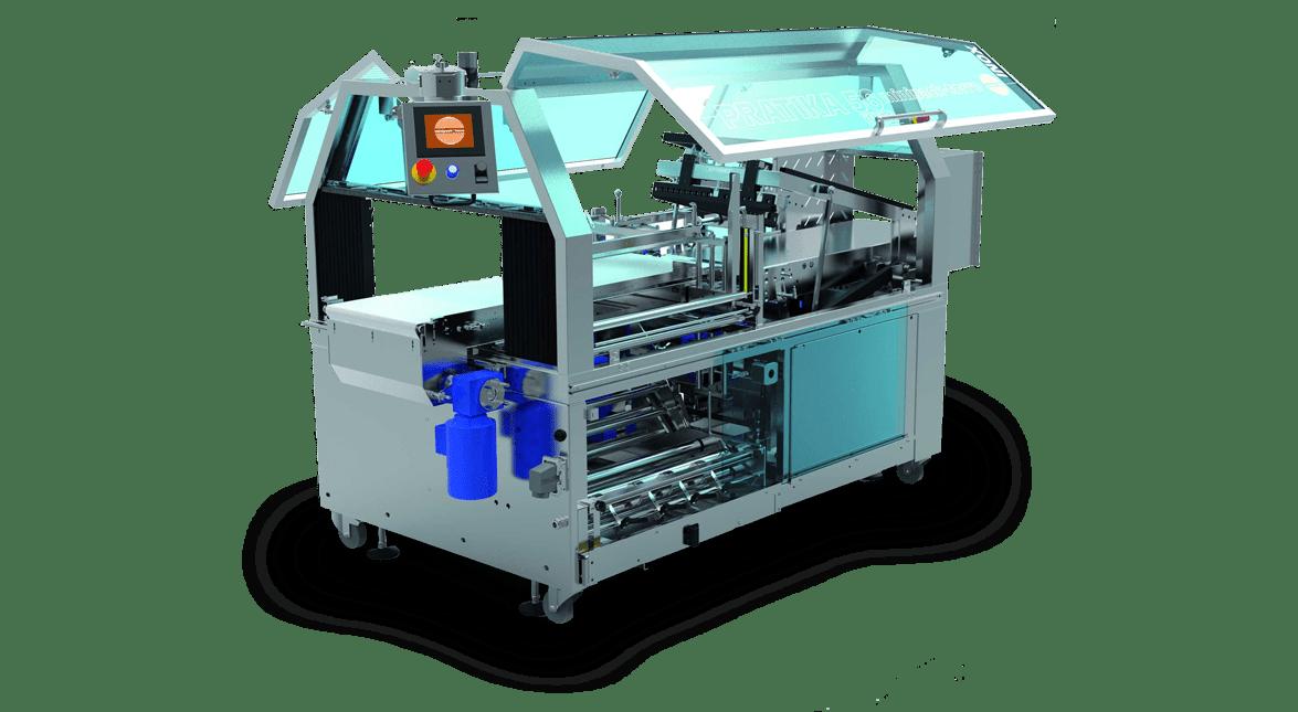 Pratika-56-MPE-Reverse-Inox Hauptmaschine