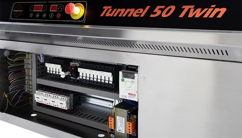 principale - tunnel retrazione