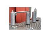 Rodillos prensadores laterales, en caso de cierre completo del bulto