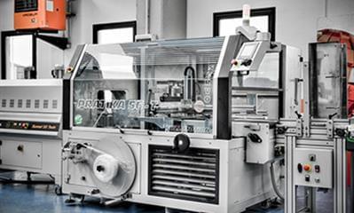 anteprima - minipack torre confezionatrici automatiche italiane al 100