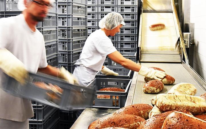 confezionatrice per pane