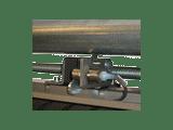 Photocellule de fin de bobine