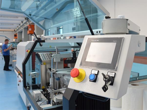 principale - Confezionatrici termoretraibili automatiche