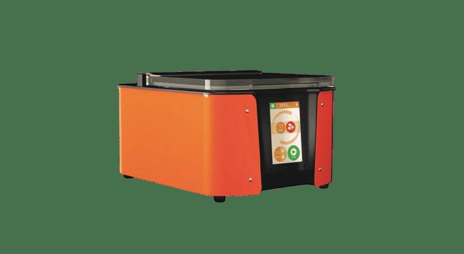 chamber vacuum packaging machine orange