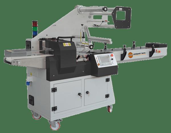 macchine confezionatrici flow pack