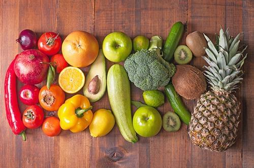 Frutta ante