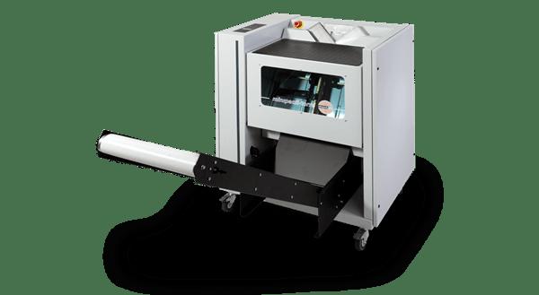 macchina confezionamento editoria