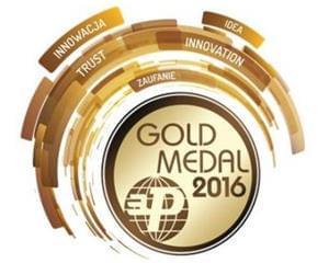 Poznan International Fair Gold Medal